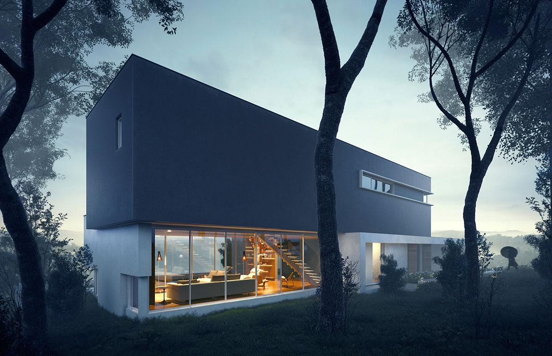 návrh interiéru
