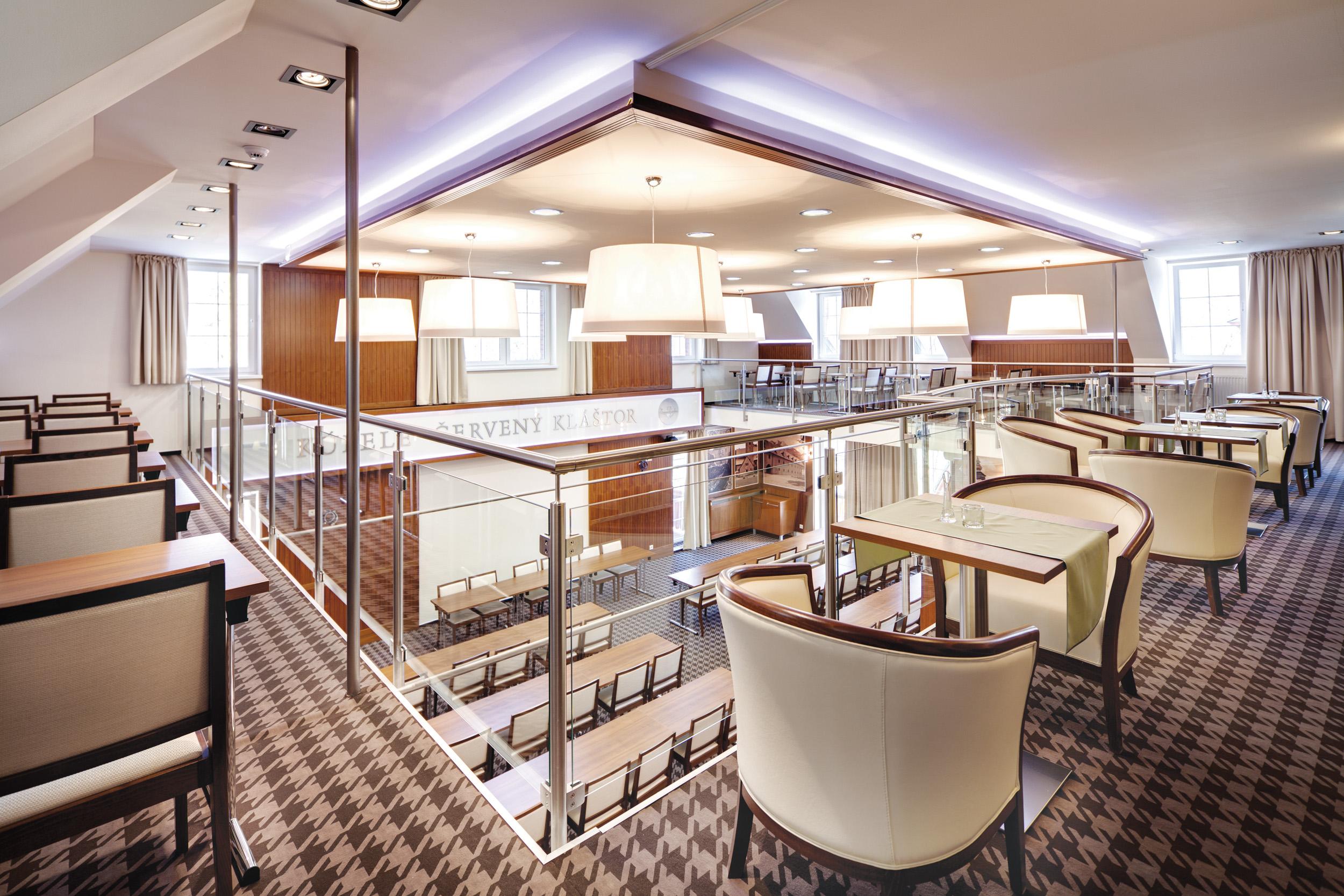 Interiérový Dizajn komerčných priestorov konferencna hala