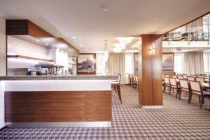 Interiérový dizajn komerčných priestorov