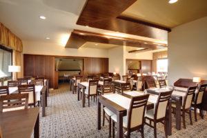 Interierovy dizajn restauracie