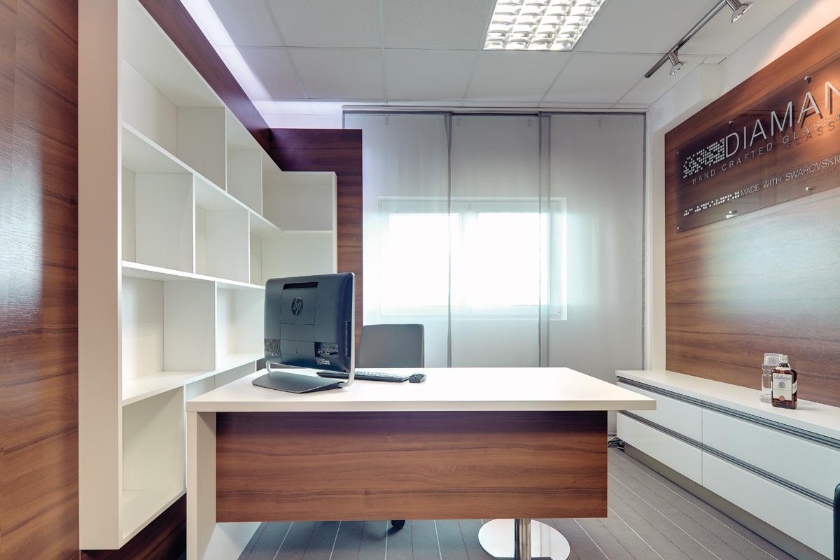 Interierovy dizajn kancelarskych priestorov