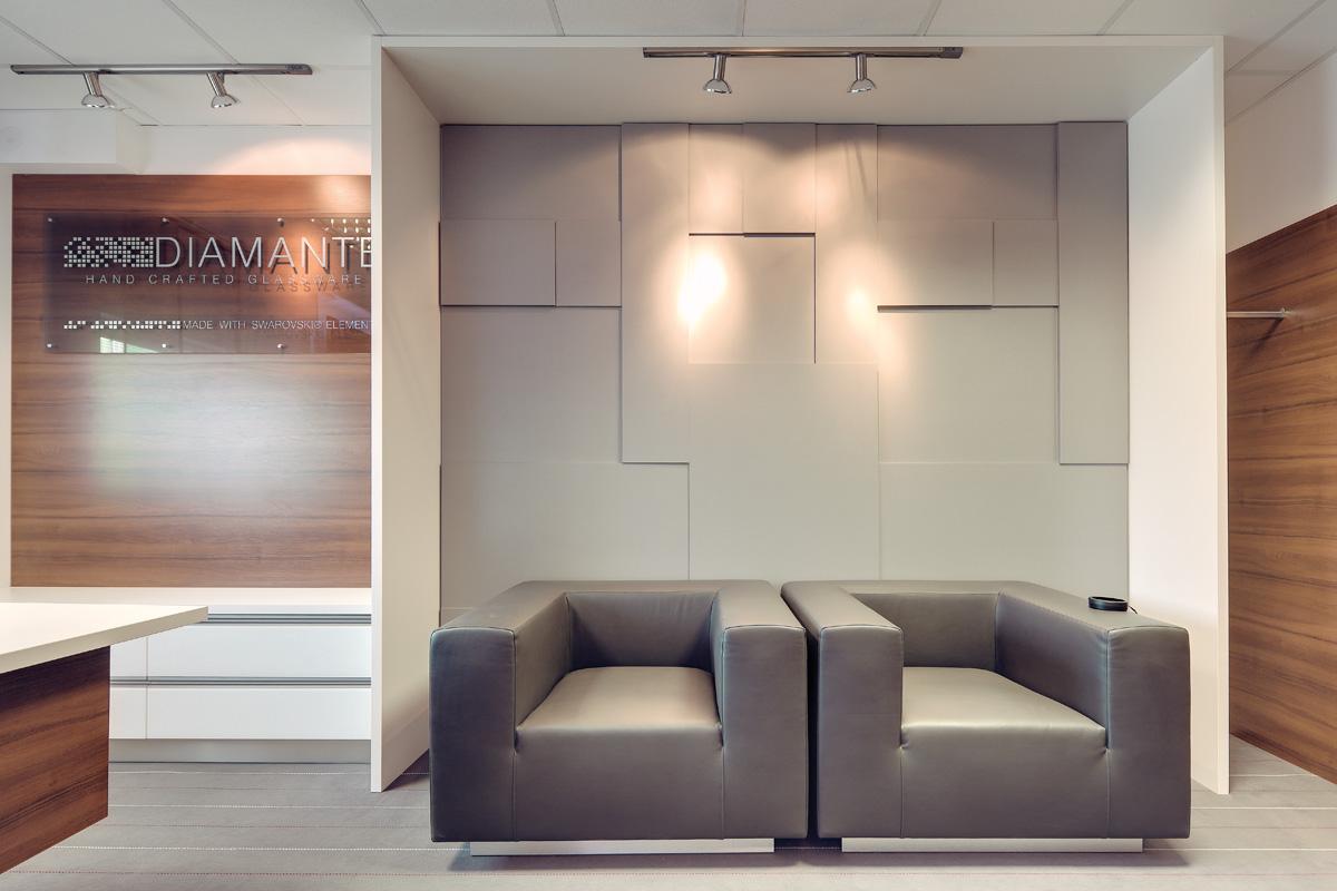 Moderny dizajn kancelarskych priestorov