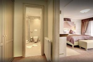 Luxusny dizajn interieru hotel