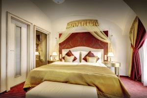 Dizajn interieru luxusny apartman hotel hviezdoslav