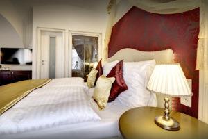 Interierovy dizajn luxusny apartman hotel hviezdoslav