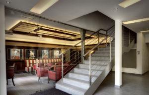 Kaviarenske a restauracne interiery