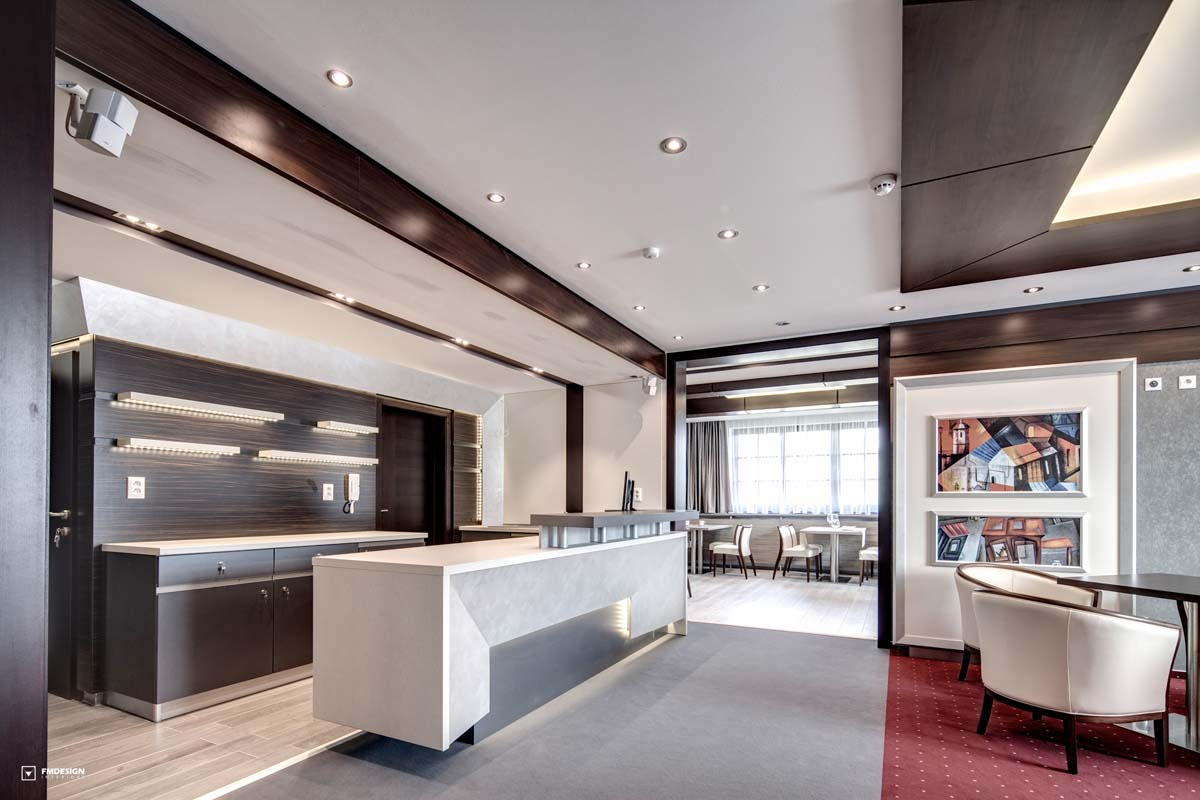 Dizajn interieru hotela villa Zauber
