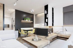 Návrh interiéru bytový dizajn