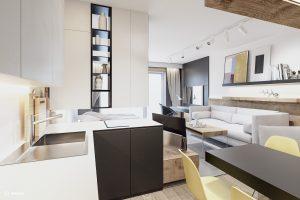Moderný Interiér Apartmánu Hrebienok Resort