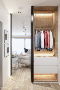 Vizualizacia interieru Interiér Apartmánu Hrebienok Resort