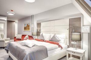 Hotelovy interier Hviezdoslav depandance Luxusné hotelové izby
