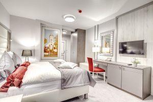 Luxusny dizajn Hotelovy interier Hviezdoslav depandance