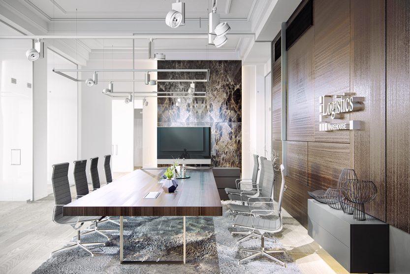 interierovy dizajn office priestory