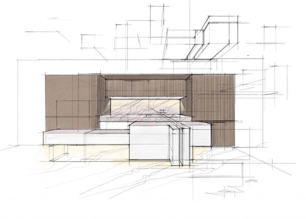 návrh interiéru 3D vizualizácie originálne riešenie priestorov