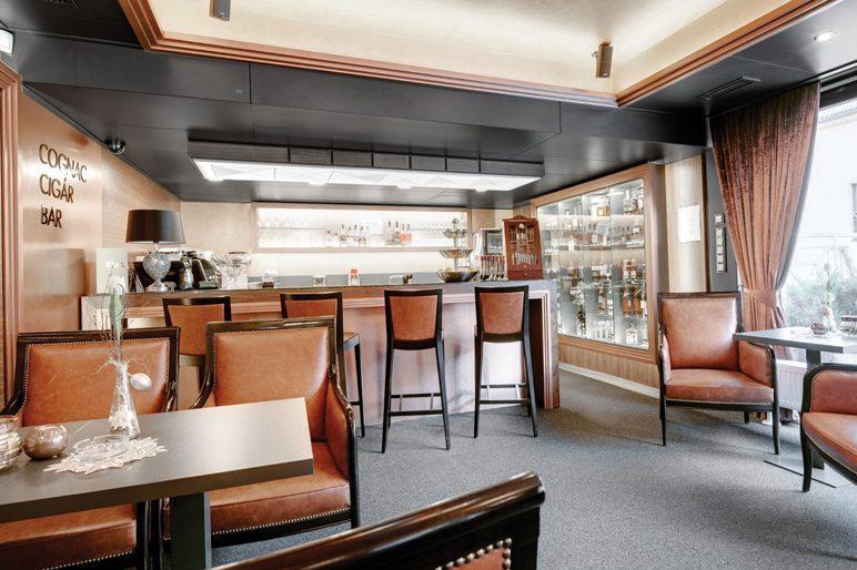 InterierovyDizajn Cigarbar HotelHviezdoslav