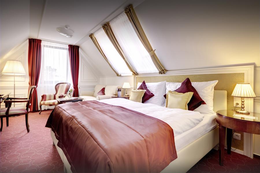 hotelové interiéry hotel hviezdoslav