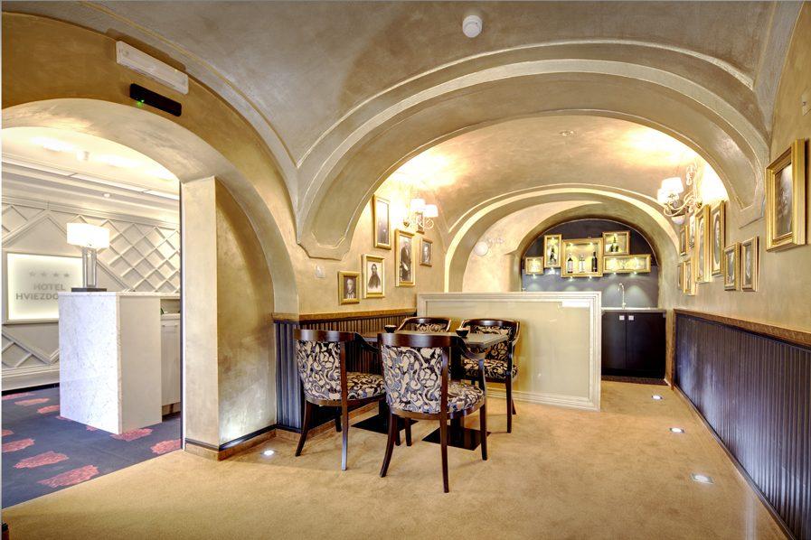 Interierovy Dizajn Lobbybar HotelHviezdoslav