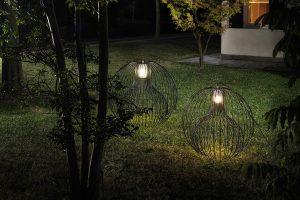 Exterierove osvetlenie Modoluce