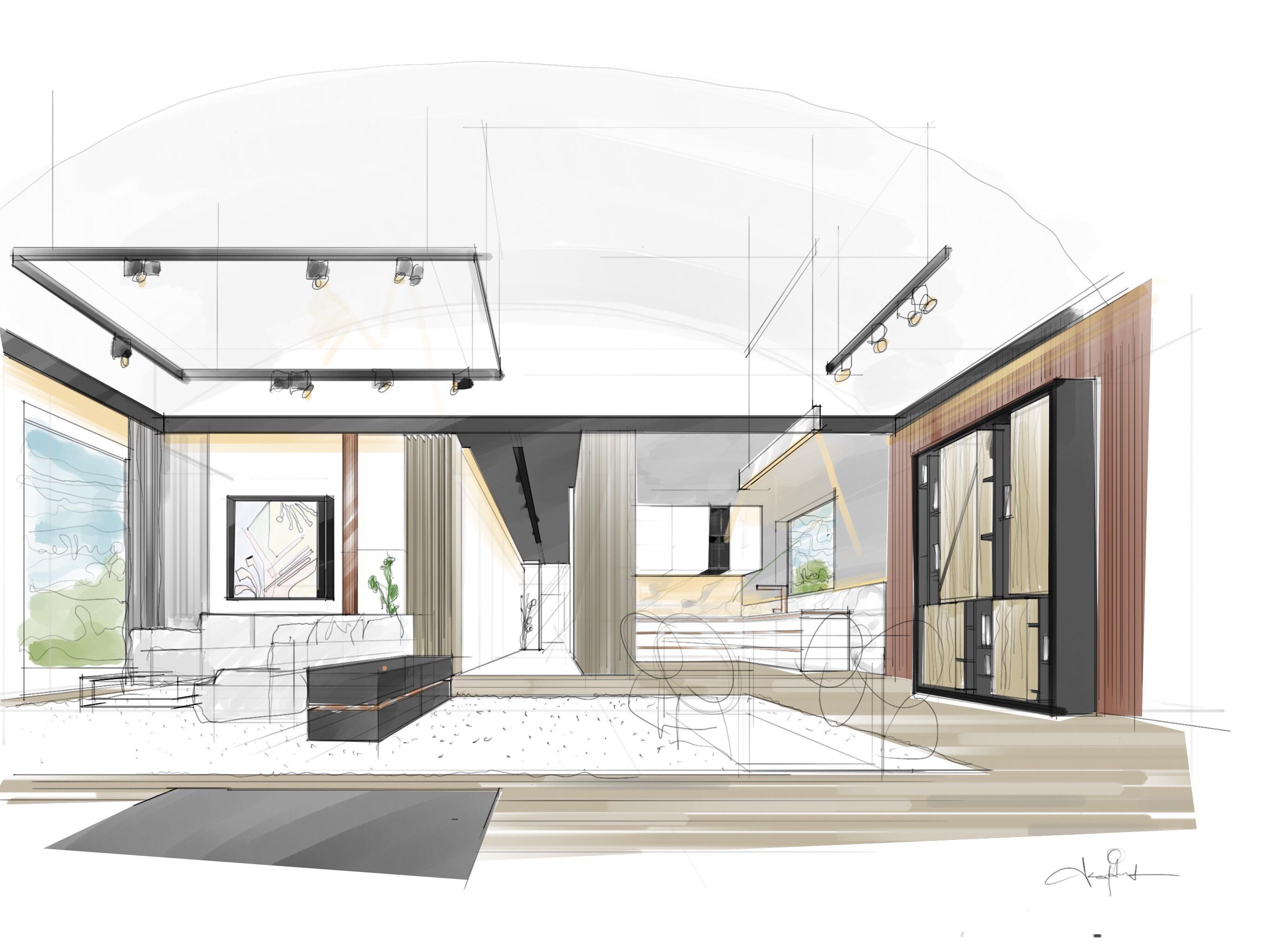 Kariéra projektant interiérový dizajn