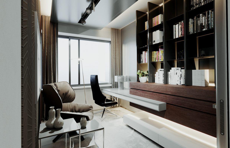 interier bytu bytový dizajn