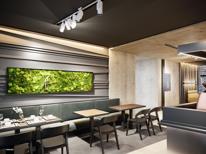 Dizajn lobby baru